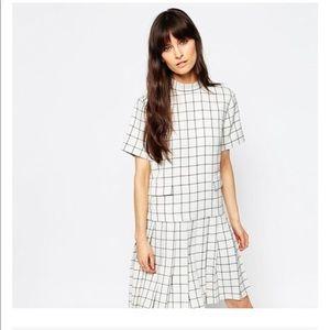 asos exclusive le kilt • ss pleat dress • 10